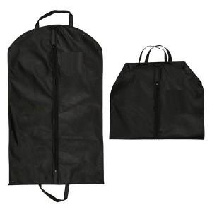 Tasche für Anzüge oder Kleider mit Reißverschluss und Griffe