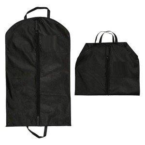 Funda de Nylon per a trajes o vestits amb cremallera i nanses