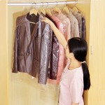 Funda de plàstic tintoreria per a vestits o vestits