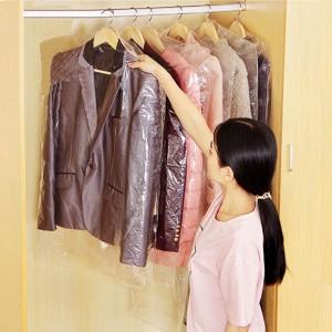 Busta di plastica di pulizia per costumi o abiti