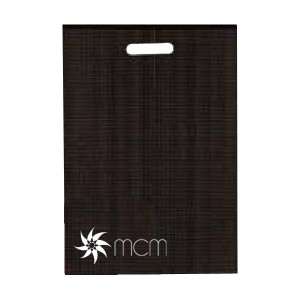Pad printing of paper bags, stamping of your company logo