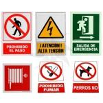 Signpost 21x30 centimeters