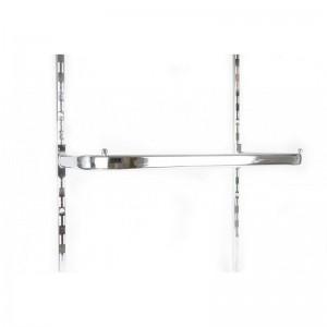 Aufhängeschiene U-förmig für Reißverschluss in verschiedenen Größen