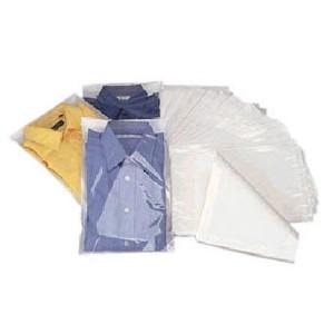 Bolsas para exponer camisas y camisetas
