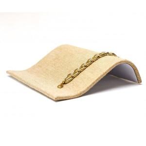 Espositore per braccialetti di lino