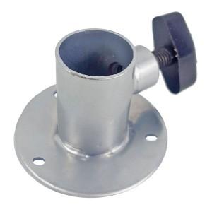Adaptador de mástiles de 22 mm para bustos y torsos