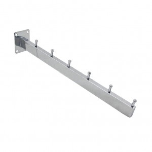 Inclined hanging bracket for wall mod. 2