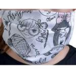 Masque d'enfant hygiénique réutilisable