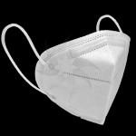 Masques hygiéniques FPP2 KN95 (10 unités)