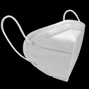 Hygienemasken FPP2 KN95 (10 Einheiten)