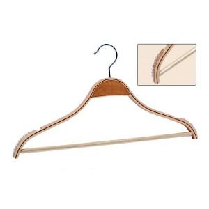 Appendino in legno laminati con antiscivolo e senza bar di 26-32-36-42cm.