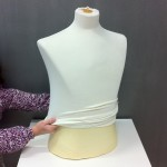 Cotton liner for Male bust short form