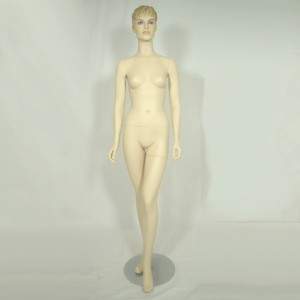 Lady mannequin sculpted hair mod. Noa