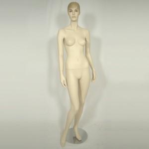 Maniquí de senyora pèl esculpit mod. Isa