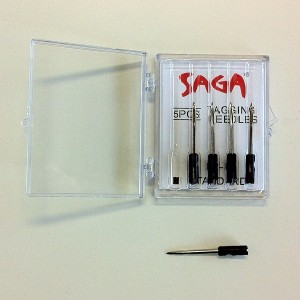 Needles for Standard pins gun for labelling or tagging Mod. VAIL (5 units)