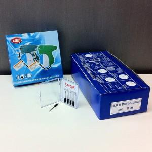 Pack Pistole navetes Mod. VAIL + 5 Nadeln + 5000 Navetes standards für Kennzeichnung und Etikettierung
