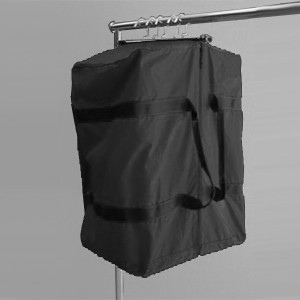 Garment bag for commercial agents