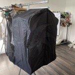Garment bag for commercial agents