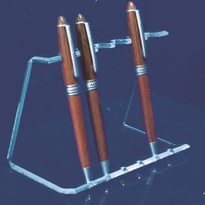 Prèsentoir pour 6 ou 10 stylos ou plumes
