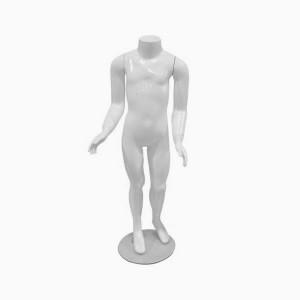Mannequin enfant sans tête 6/8 ans