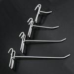 Semplici ganci per griglia di acciaio Mod.1