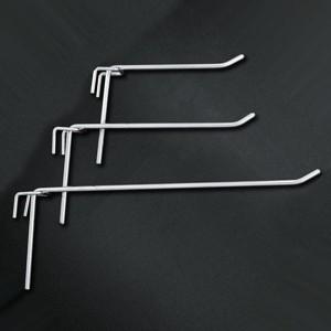 Semplici ganci per griglia di acciaio Mod.3