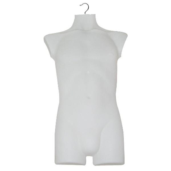 e072e313055f Perxa silueta d'home Meitat-volum Per Els banyadors o roba esportiva