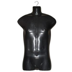 Hanger man silhouette half-volume swimwear