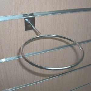 Straight hanging bracket for cap or ball Mod.2