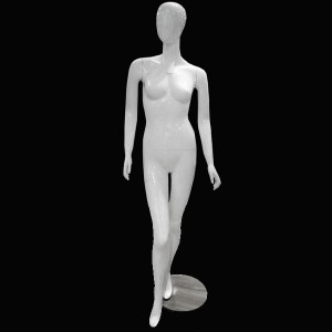 Mannequin dame sans relief mod. Clara
