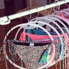 Hanger for bikinis and swimsuits