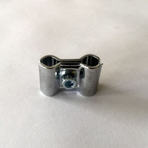 Accessorio per unire Griglia d'acciaio
