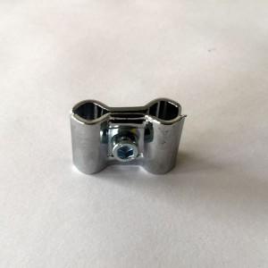 Accessory pour lien les mailles d'acier
