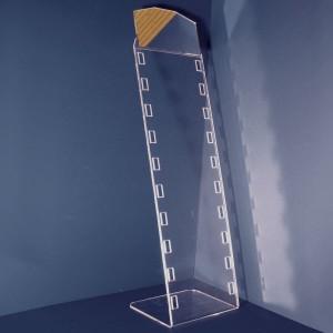 Expositor d'ulleres amb mirall per 3-6-10 unitats