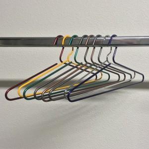 Metal hanger 42 cm. rod 6 mm.