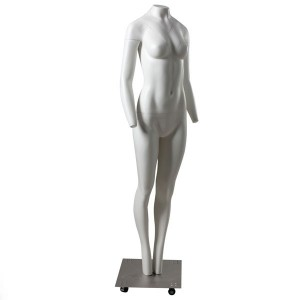 Dame-Mannequin Abnehmbar für Web-Fotos