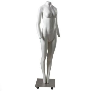 Mannequin dame amovible pour prendre des photos web