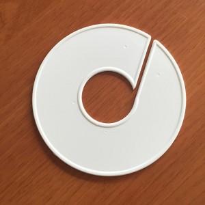Separatore dimensione circolare e rigido