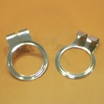 Metal ring to prevent theft 30mm.