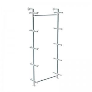 Serie Modulo con parete Rohr 5 supporta scaffali