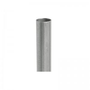 Tubo zincato diametro 34,5 milimetri serie Rohr