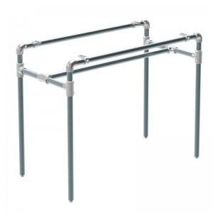 Rohr series table structure