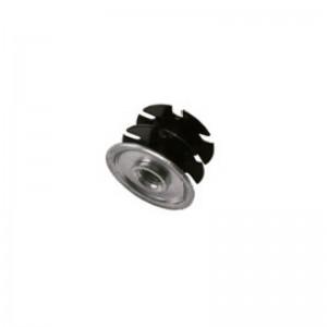 Round metal cap series Rohr