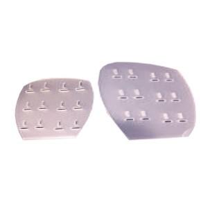 Aussteller der Ohrringe Omega-6-Paare