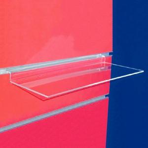 Expositor suport recte per panell de lames