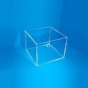 Expositor caja bombonera sin tapa