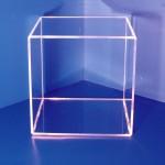 Expositor cubo bombonera