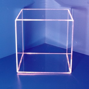 Exhibitor cube