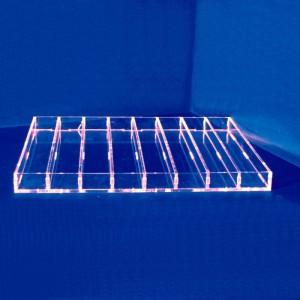 Aussteller 8 Reihen lidless Box