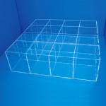 Expositor caixa 16 forats